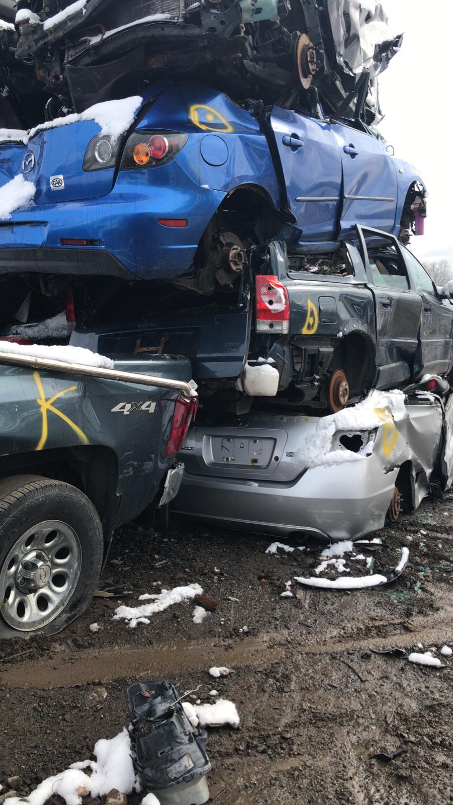 Car Wreckers In Toronto and GTA - Scrap My Junk Cars Company