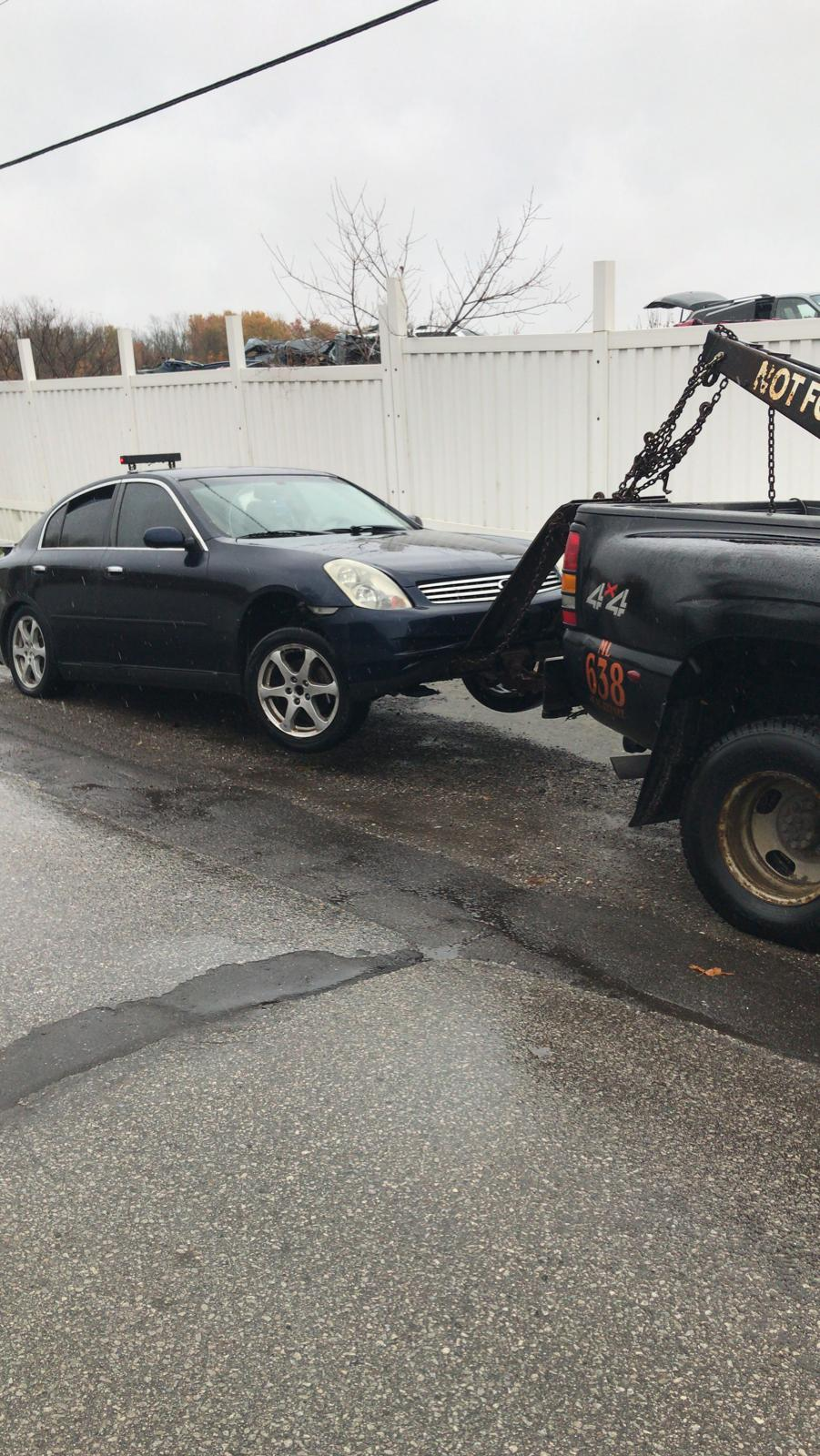 scrap and junk car removal services By Scrap My Junk Cars Toronto